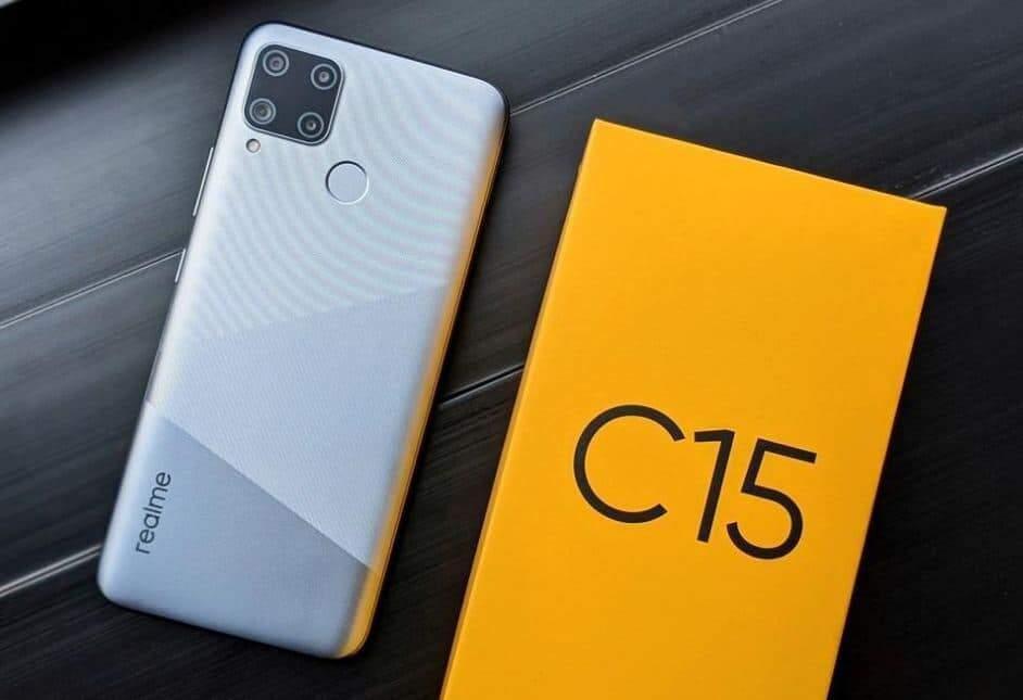 هاتف ريلمي C15 كوالكوم اديشن